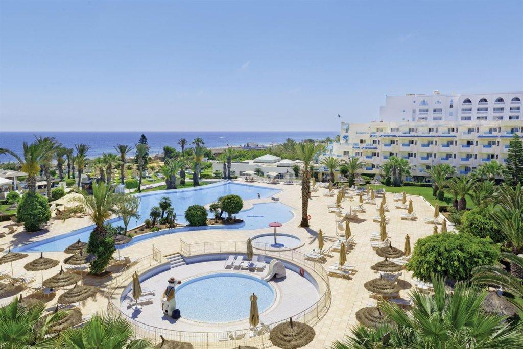 Отель Bellevue Park, Сусс, Тунис