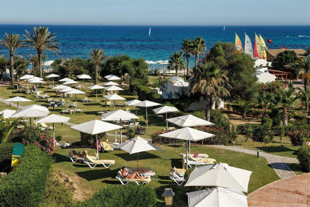 Отель Delfino Beach, Хаммамет, Тунис