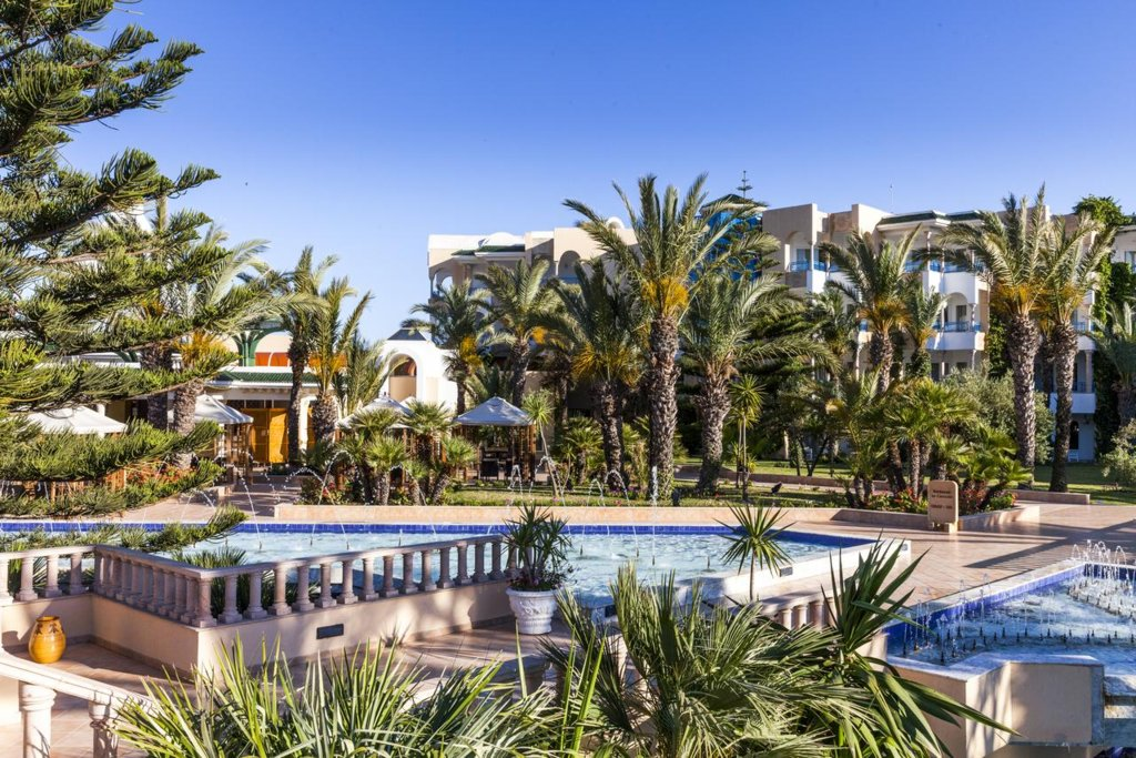 Отель Hadrubal Thalasso & Spa Yasmin Hammamet, Хаммамет, Тунис