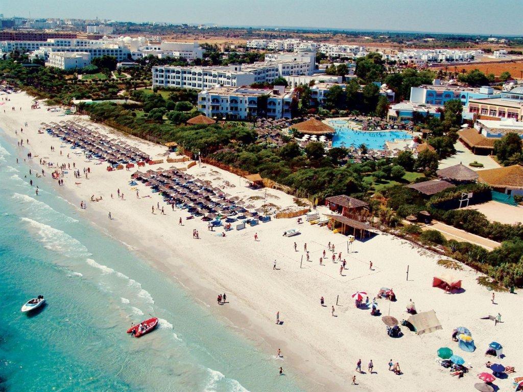 Отель Magic Caribbean Mahdia, Махдия, Тунис