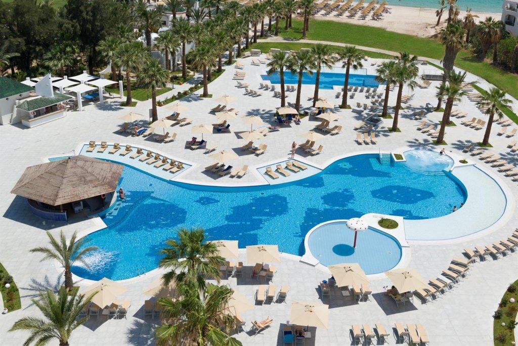Отель Marhaba Palace, Сусс, Тунис