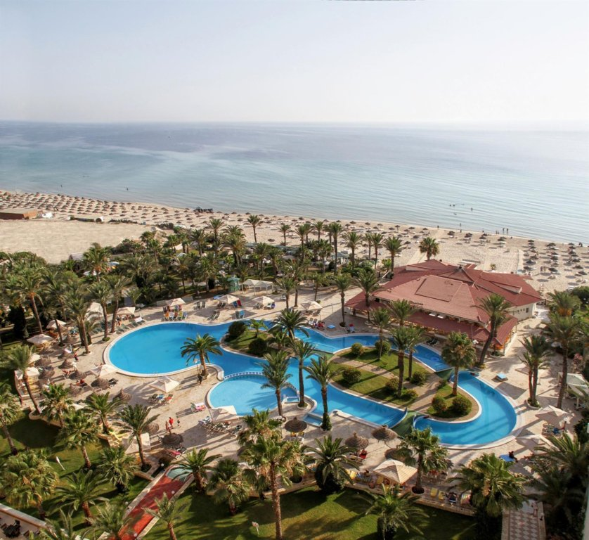 Отель Riadh Palms, Сусс, Тунис