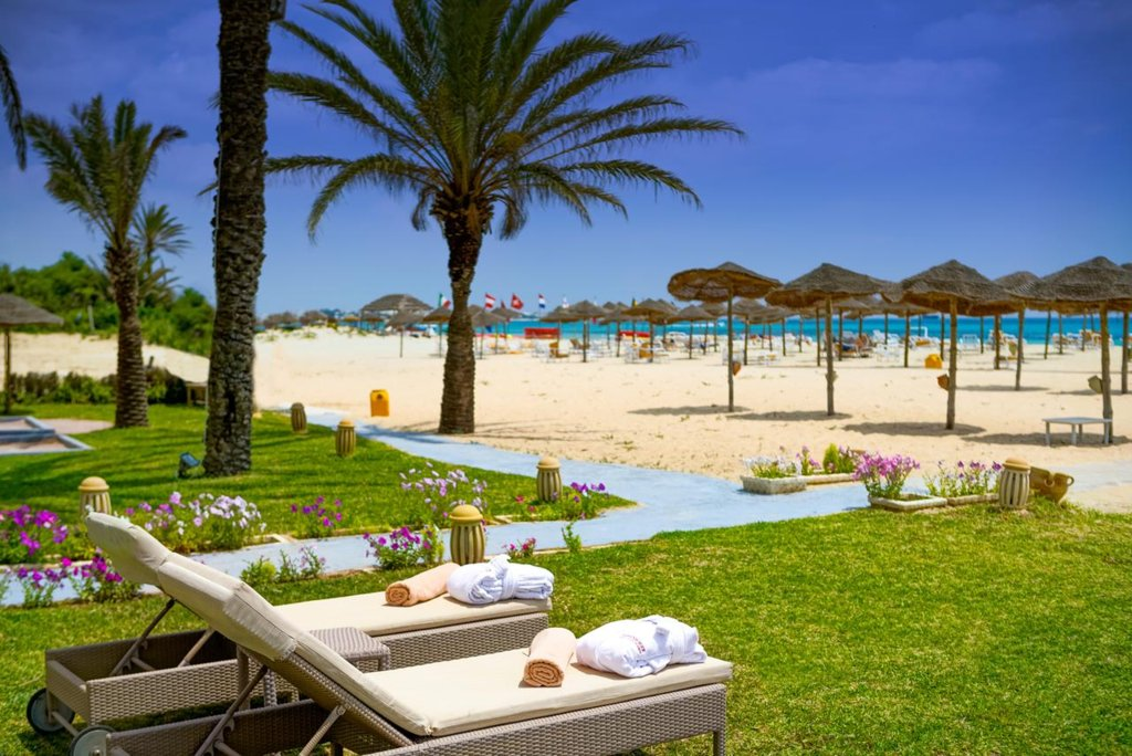 Отель Steigenberger Marhaba Thalasso, Хаммамет, Тунис