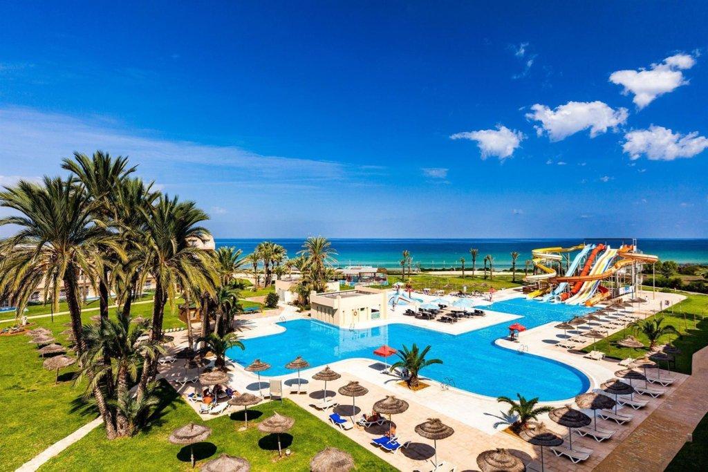 Отель TUI Magic Skanes Family Resort