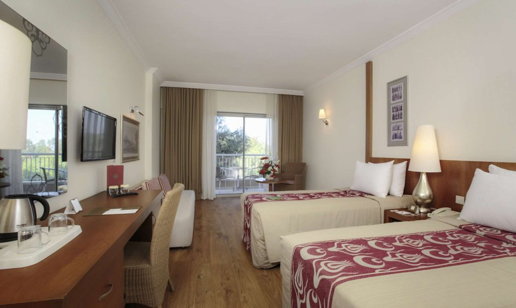 Отель Akka Antedon Hotel, Кемер, Турция