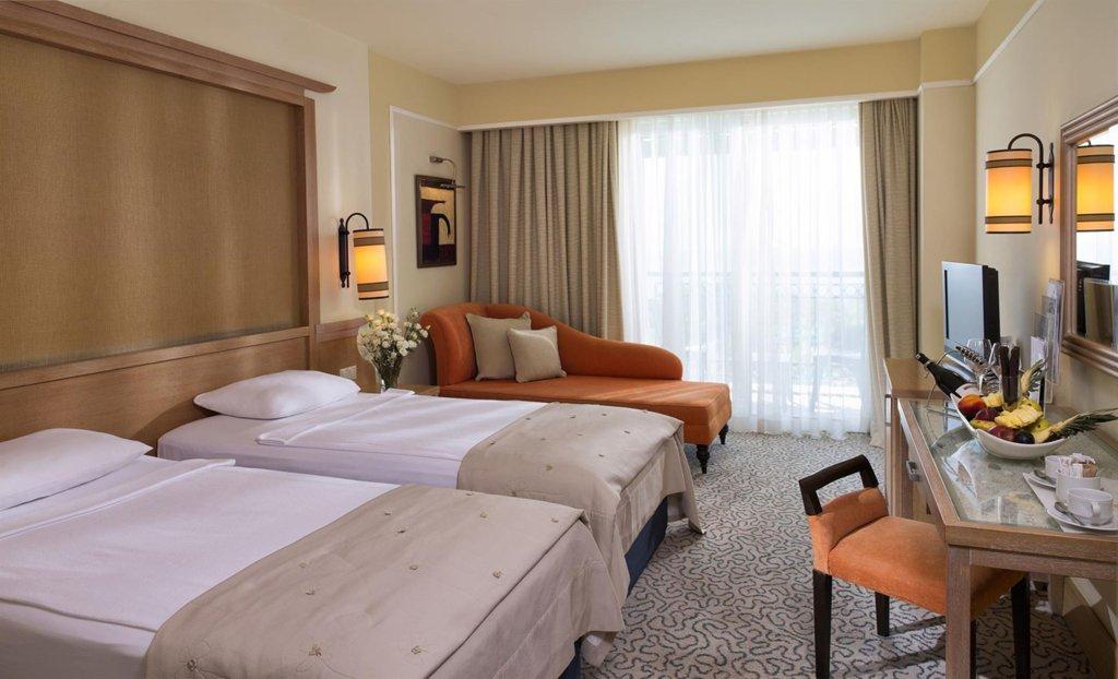 Отель Alva Donna Beach Resort, Сиде, Турция