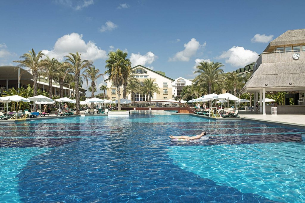 Отель Alva Donna Exclusive Hotel & Spa, Белек, Турция