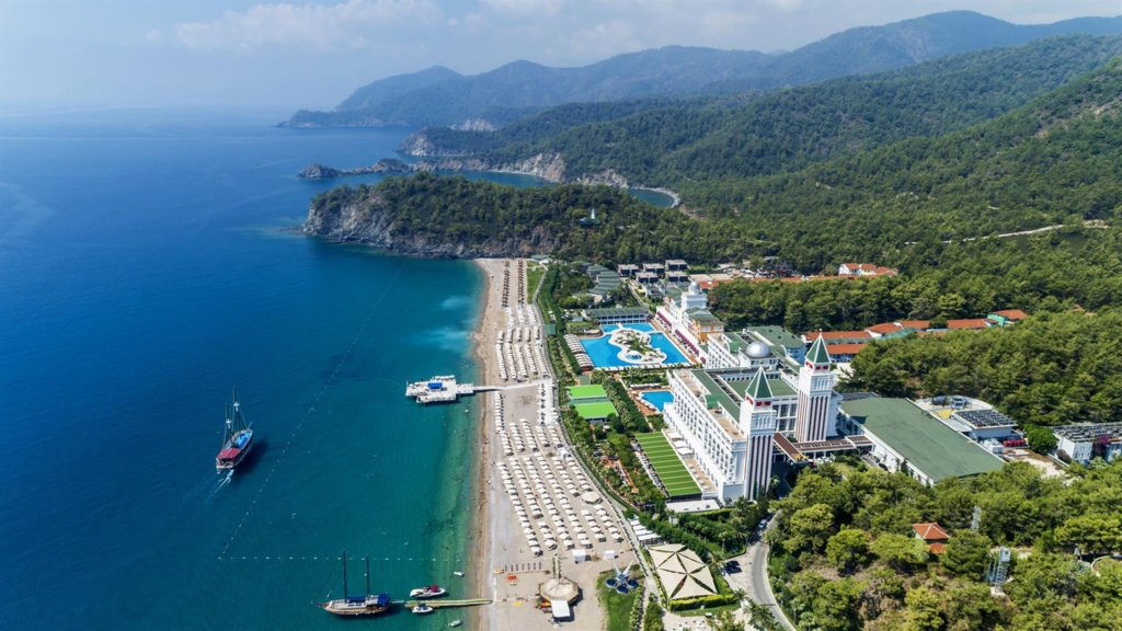 Отель Amara Dolce Vita Luxury
