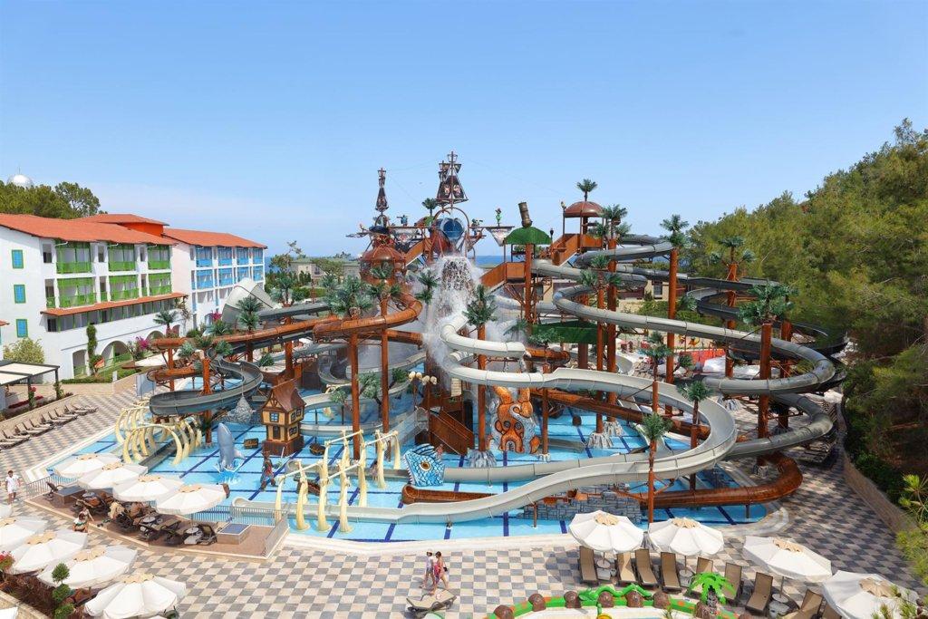 Отель Amara Dolce Vita Luxury, Кемер, Турция