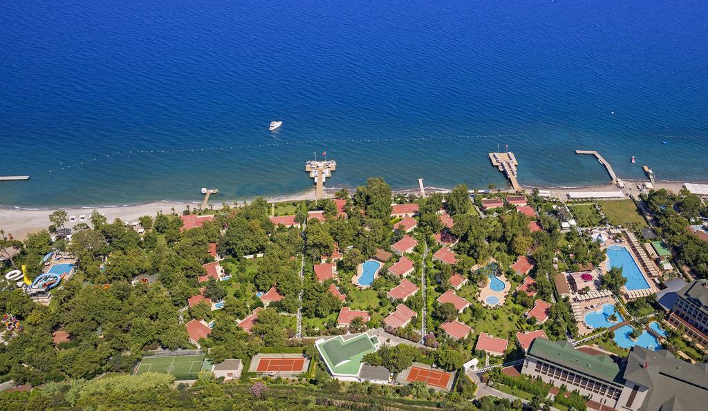 Отель Armas Luxury Resort & Villas (Ex.Avantgarde Luxury Resort), Кемер, Турция