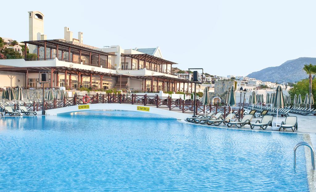 Отель Asteria Bodrum Resort (Ex.World Of Wonders Bodrum Resort), Бодрум, Турция