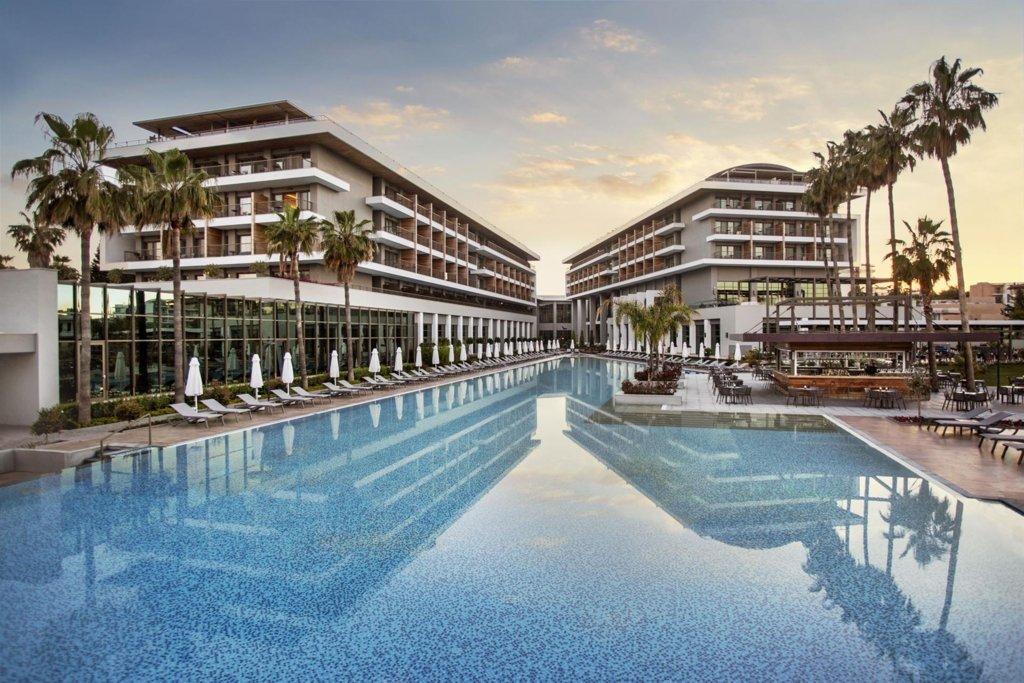Отель Barut Acanthus and Cennet, Сиде, Турция