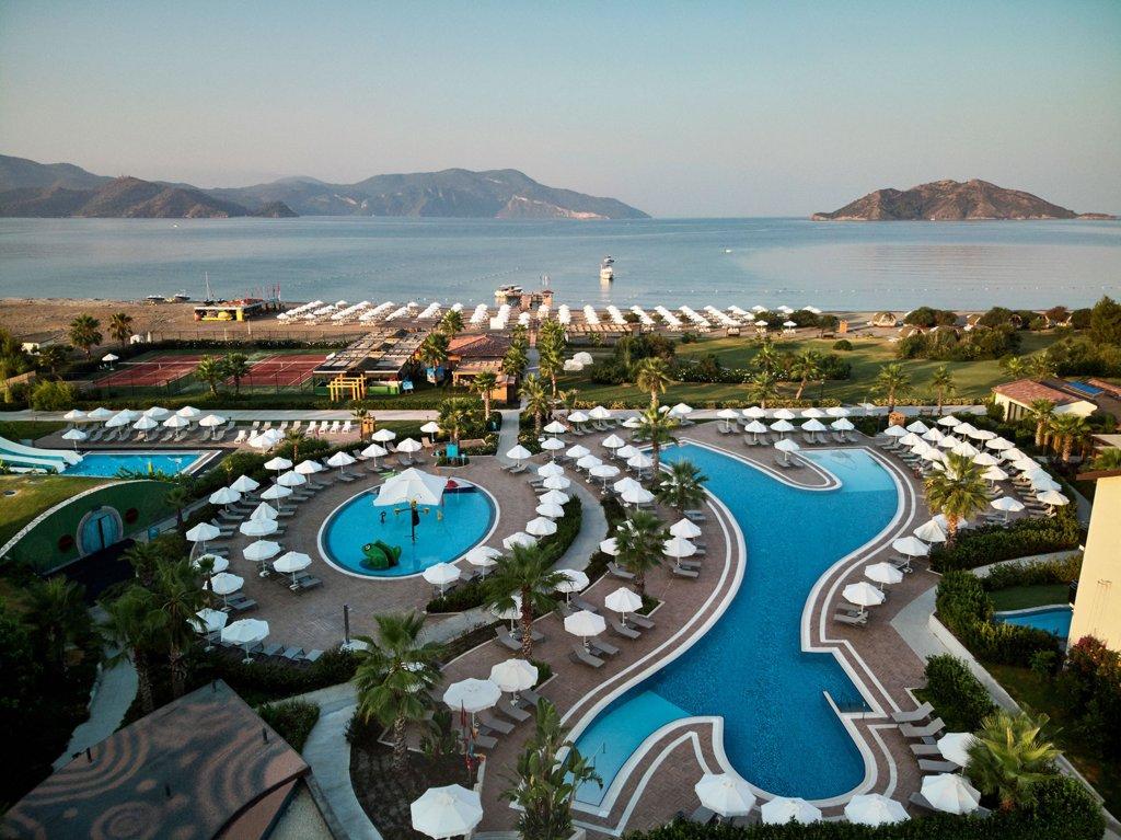 Отель Tui Barut Fethiye Sensatori, Фетхие, Турция