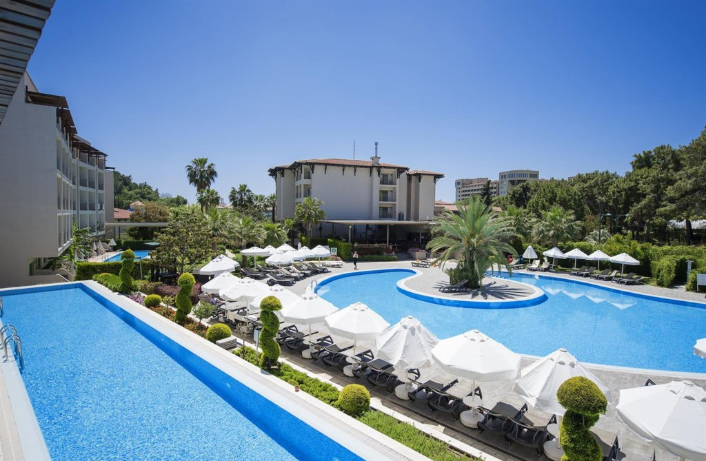 Отель Barut Hemera Resort & Spa, Сиде, Турция
