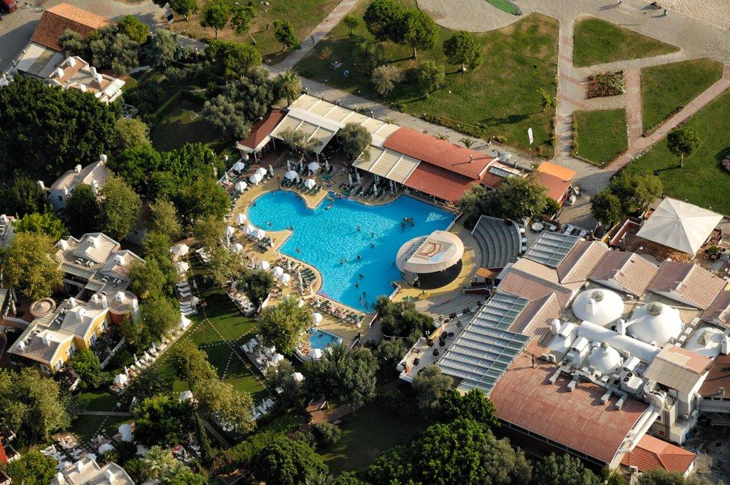 Отель Belcekiz Beach Club, Олюдениз, Турция