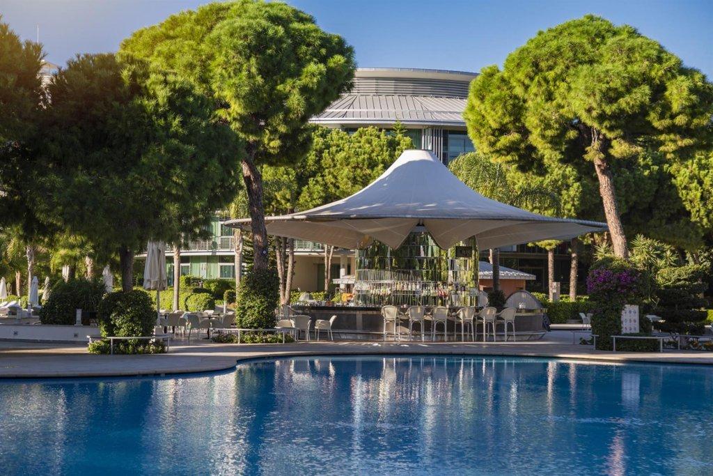 Отель Calista Luxury Resort, Белек, Турция