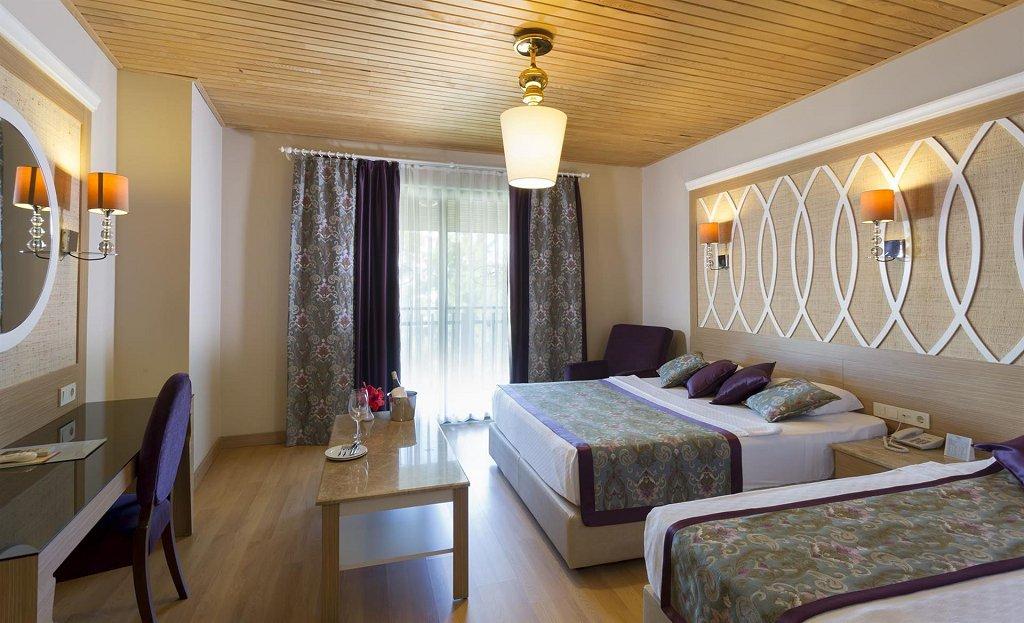 Отель Club Dem Spa, Аланья, Турция