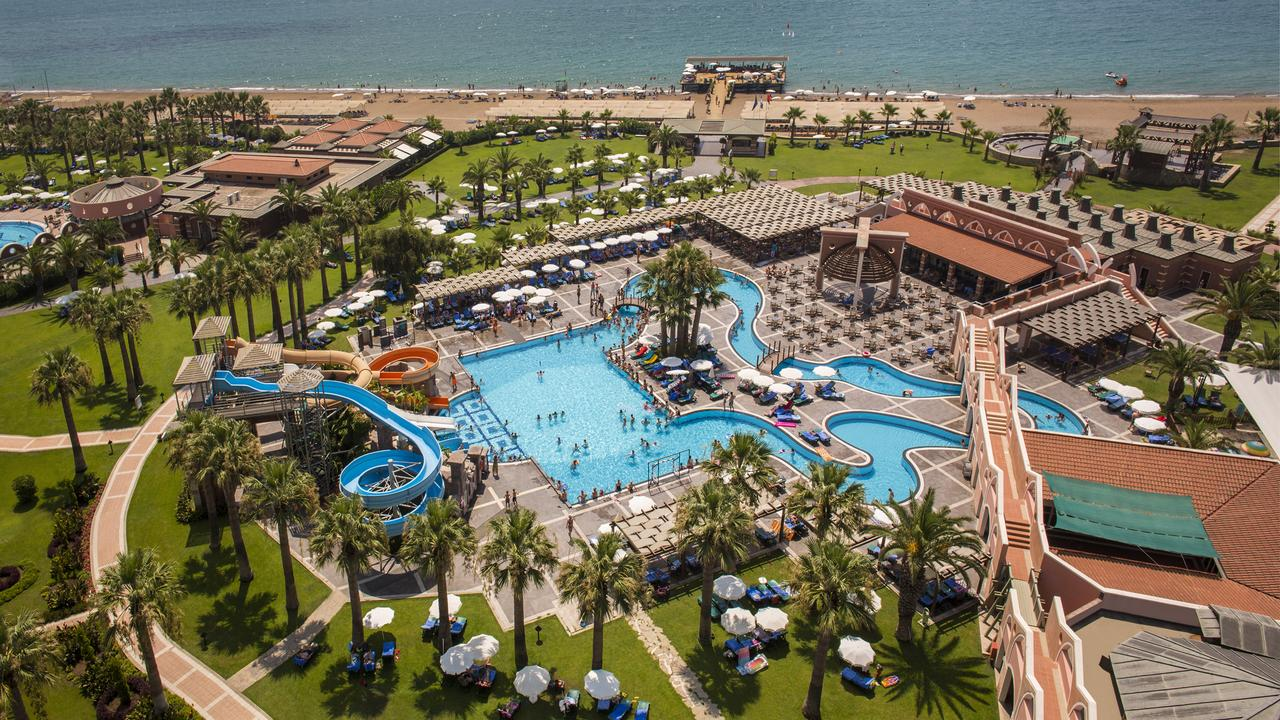Отель Club Mega Saray, Белек, Турция