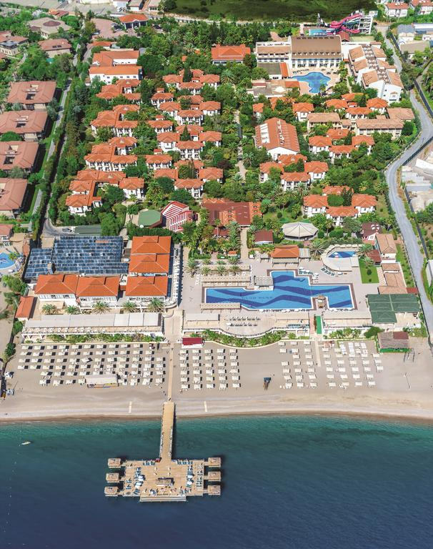 Отель Club Nena, Сиде, Турция