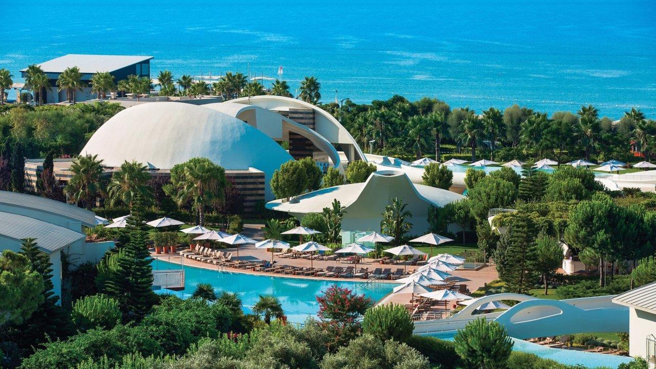 Отель Cornelia Diamond Golf Resort & Spa, Белек, Турция