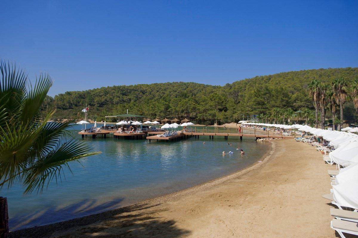 Отель Crystal Green Bay Resort & Spa, Бодрум, Турция