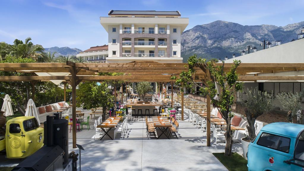 Отель Doubletree By Hilton, Кемер, Турция