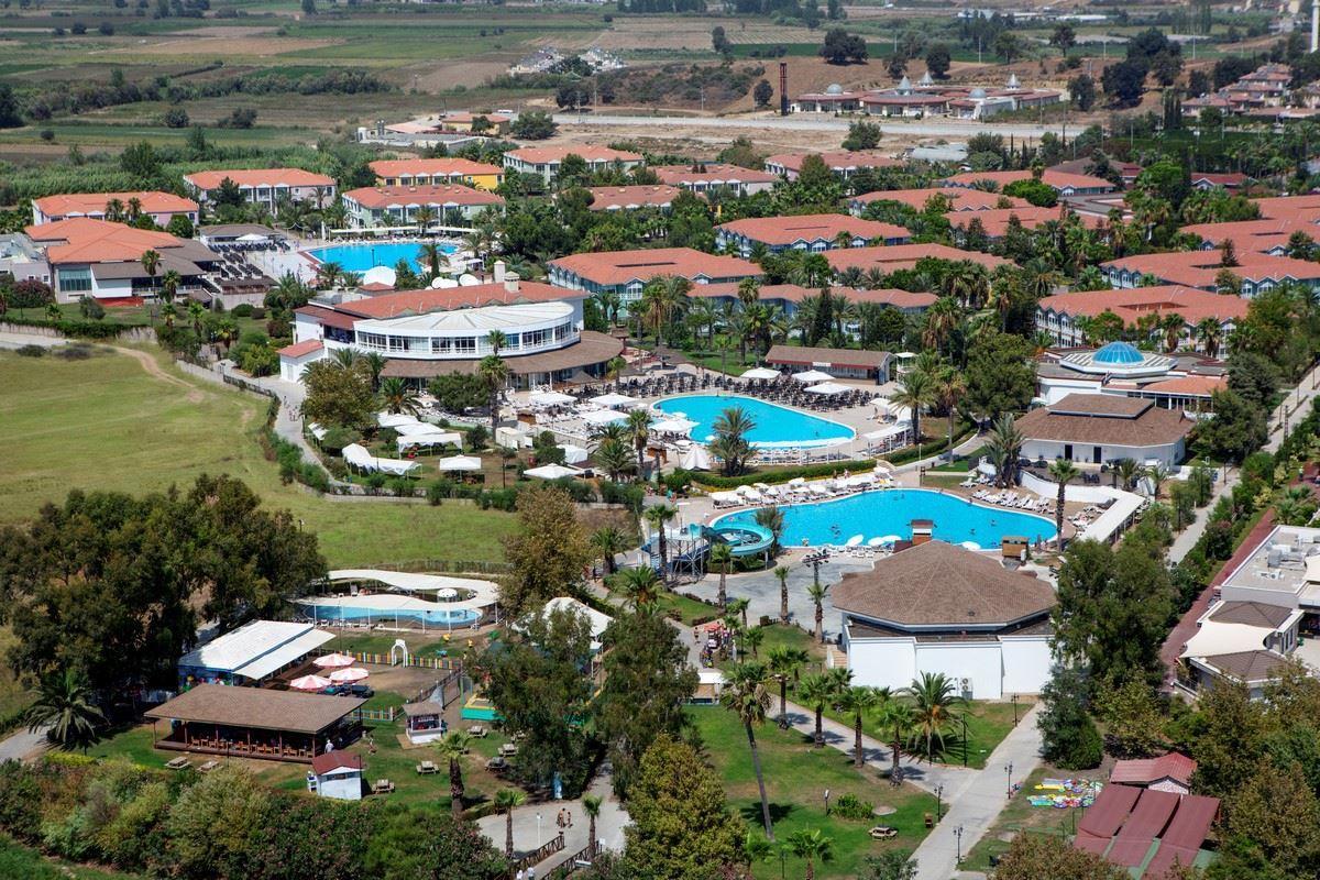 Отель Euphoria Palm Beach, Сиде, Турция