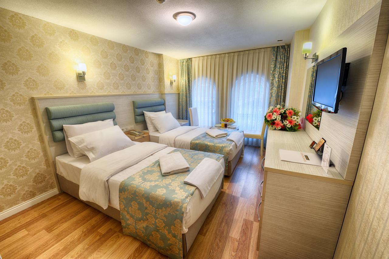 Отель Florenta Hotel, Стамбул, Турция