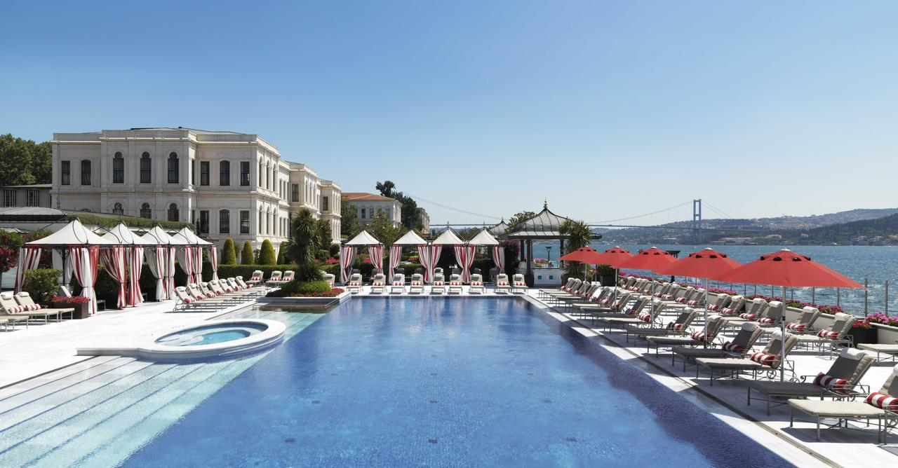 Отель Four Seasons Istanbul, Стамбул, Турция