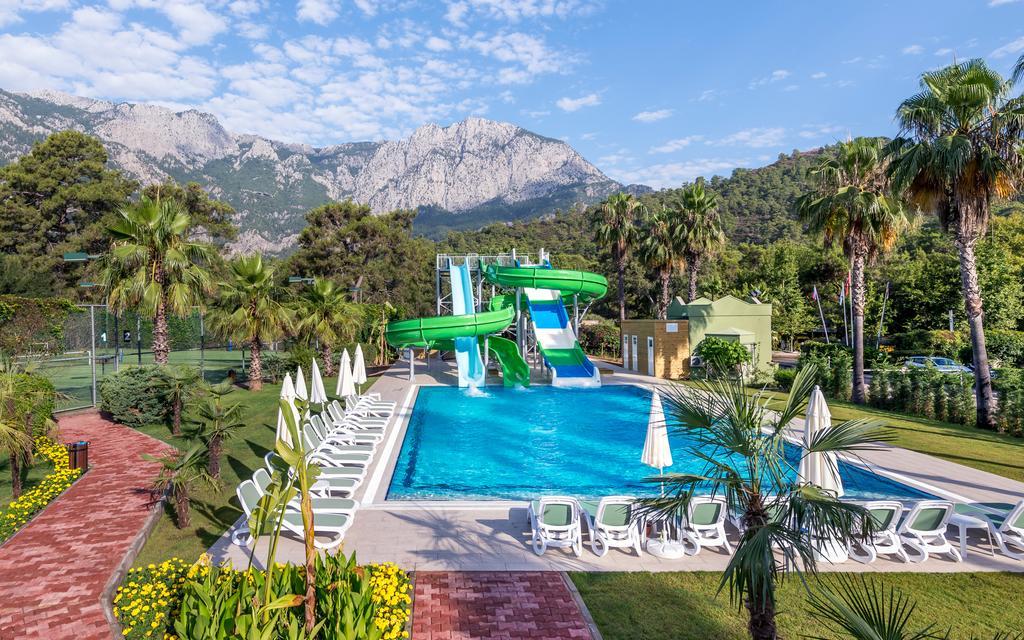Отель Fun&Sun Miarosa Ghazal, Кемер, Турция