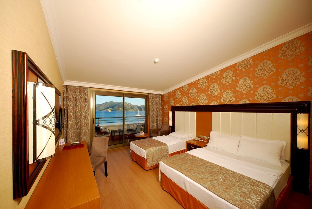 Отель Golden Rock Beach Hotel, Мармарис, Турция