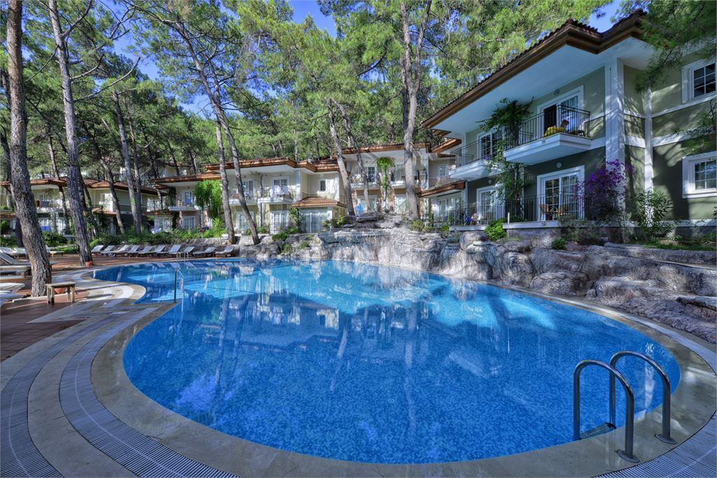Отель Grand Yazici Club Turban, Мармарис, Турция
