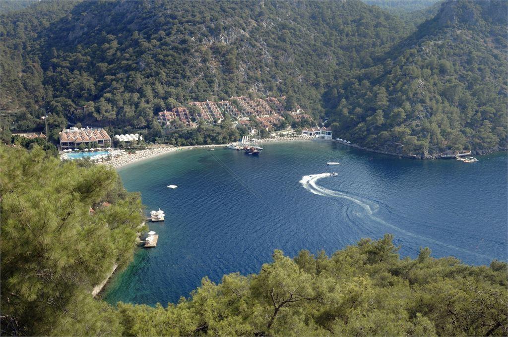 Отель Hillside Beach Club, Фетхие, Турция
