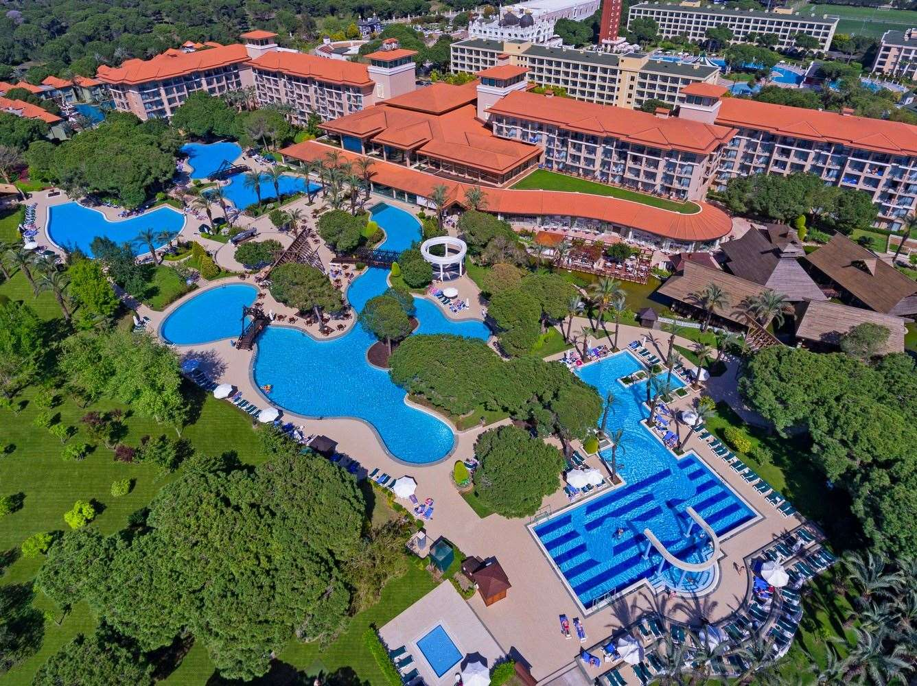 Отель Ic Hotels Green Palace, Анталия, Турция