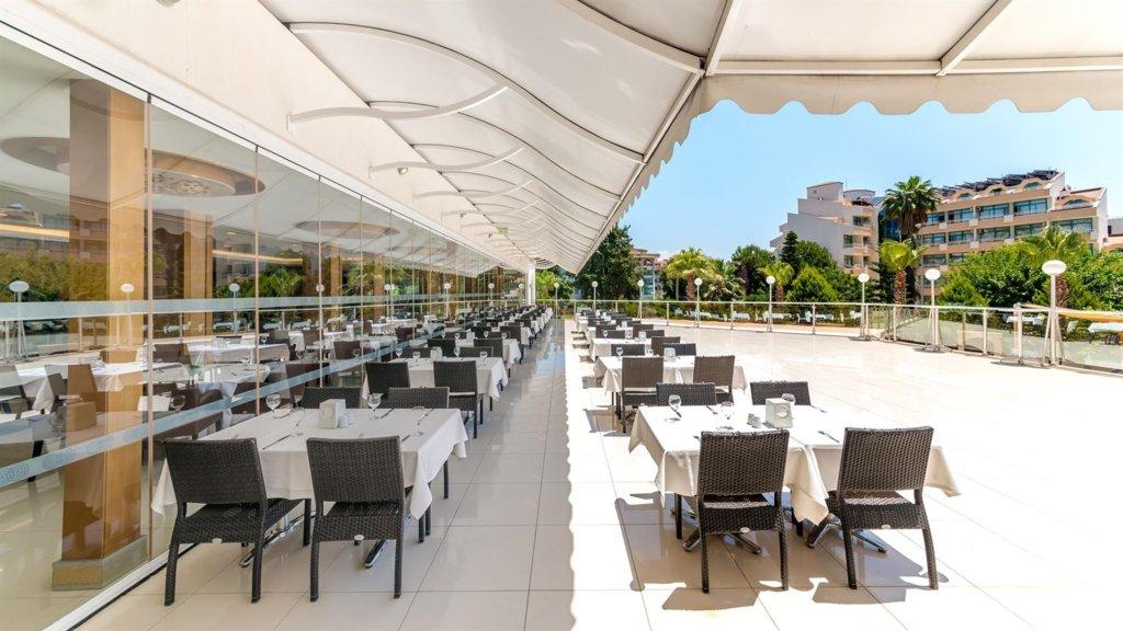 Отель Ideal Premium, Мармарис, Турция