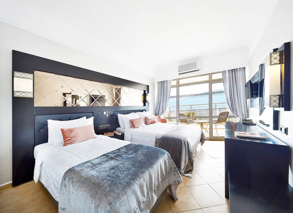 Отель Ideal Prime Beach, Мармарис, Турция