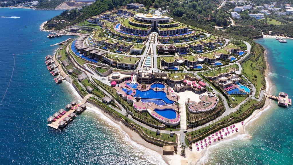 Отель Jumeirah Bodrum Palace, Бодрум, Турция