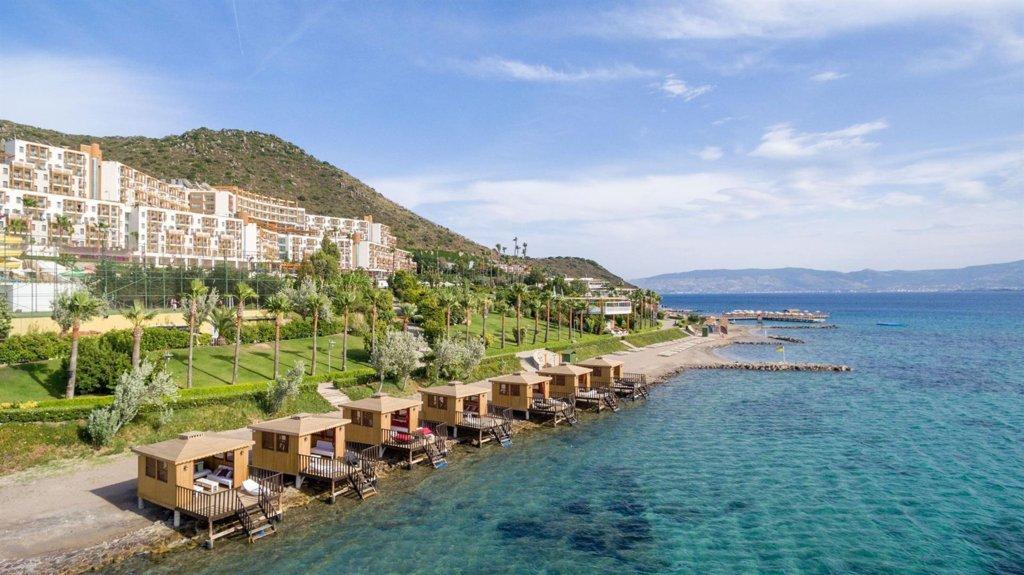 Отель Kefaluka Resort, Бодрум, Турция