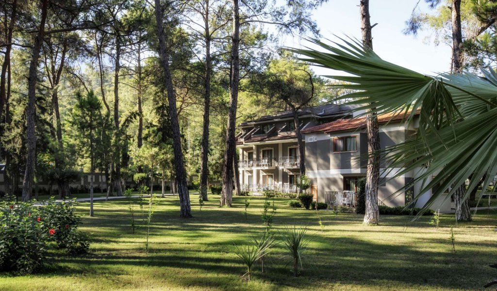 Отель Kimeros Park Holiday Village, Кемер, Турция