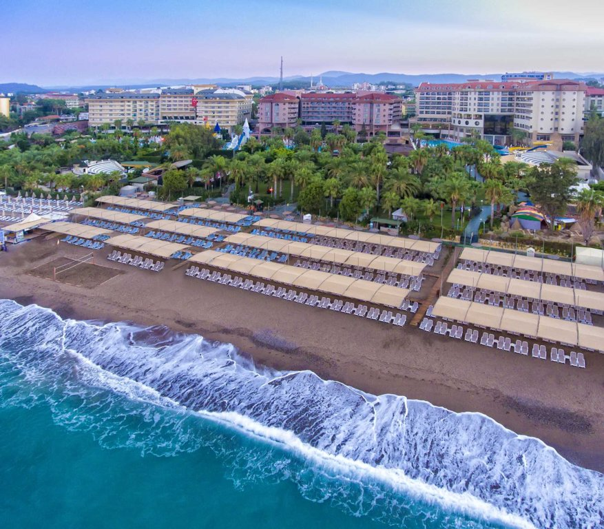 Отель Kirman Hotels Leodikya, Аланья, Турция