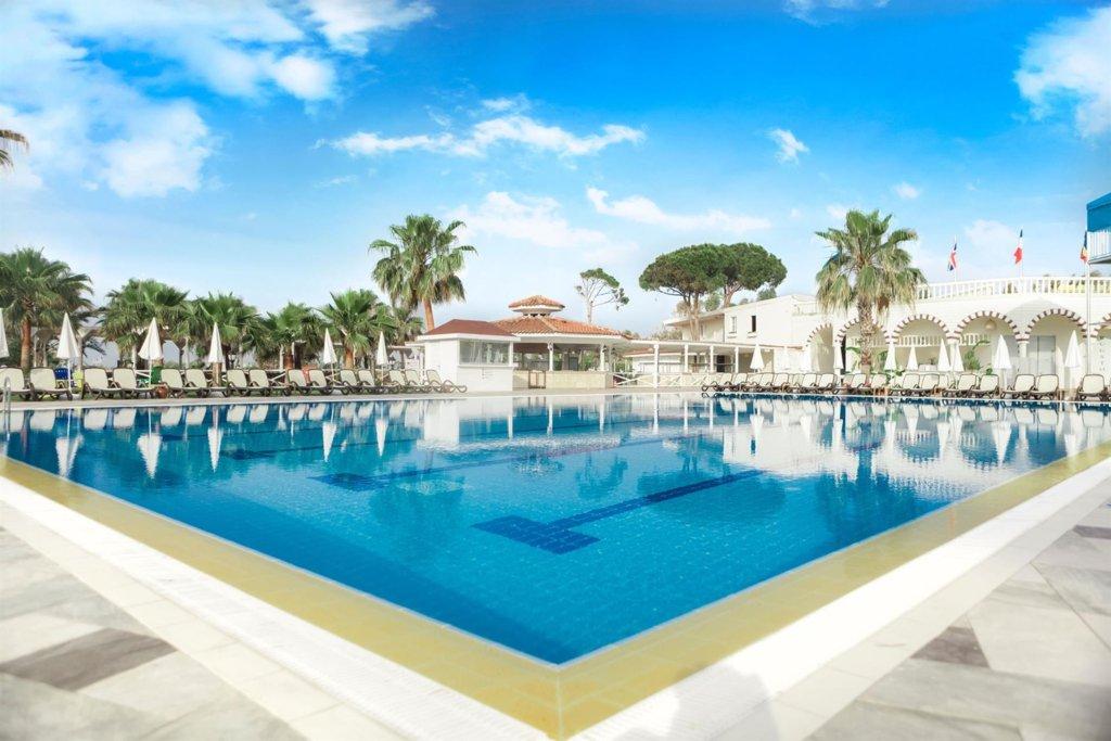 Отель Letoonia Golf Resort, Белек, Турция