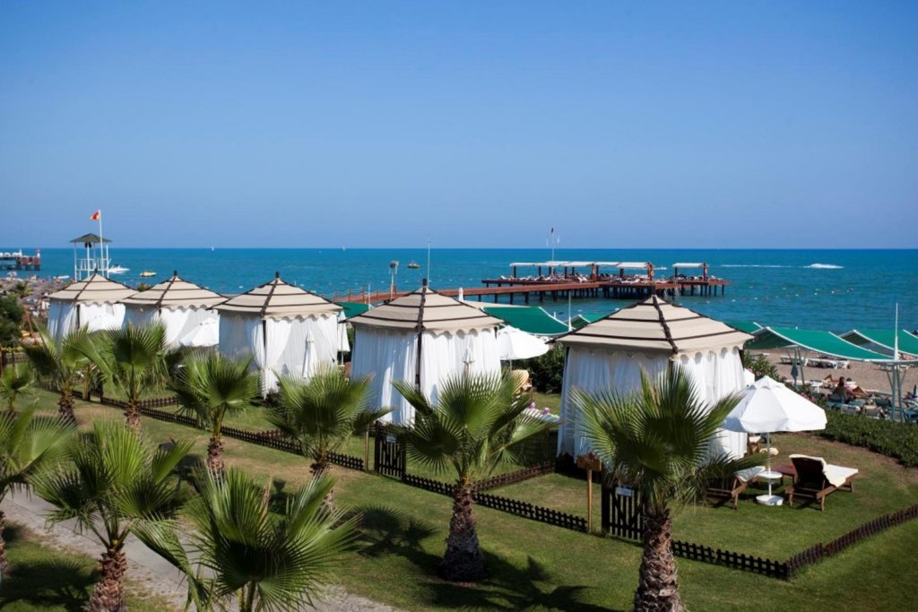 Отель Limak Atlantis, Белек, Турция