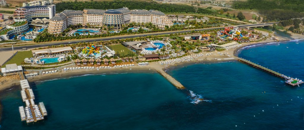 Отель Long Beach Resort & Spa, Аланья, Турция