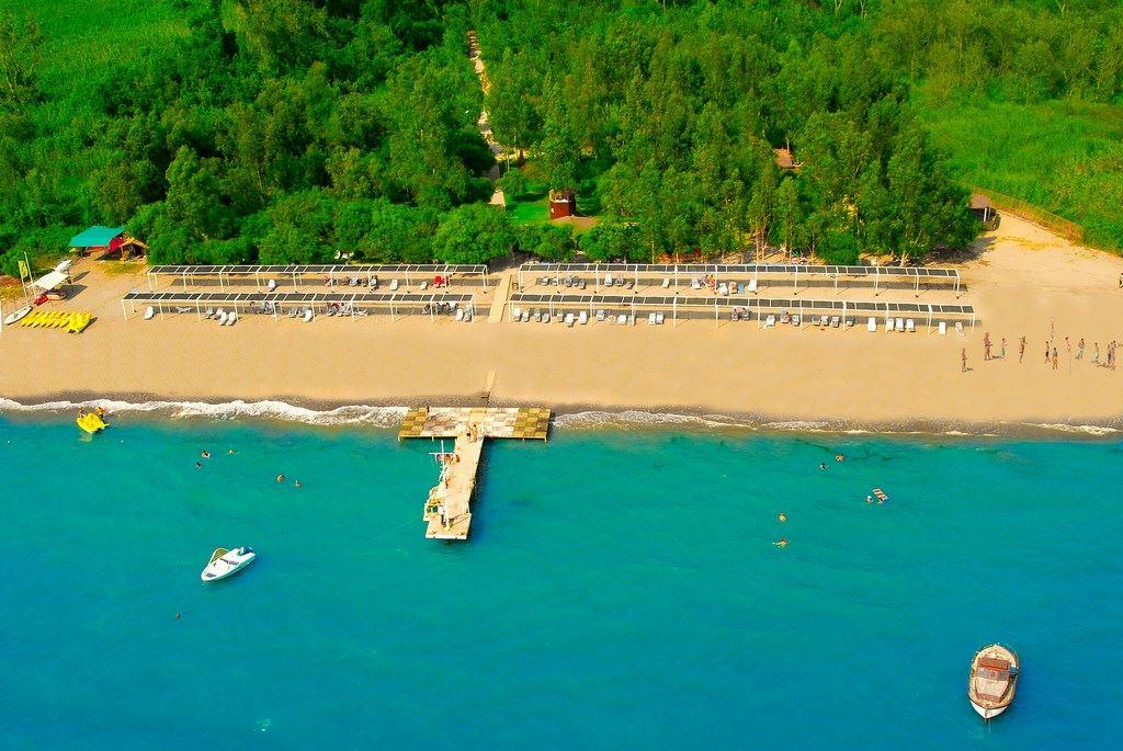 Отель Lykia Botanika Beach & Fun Club, Фетхие, Турция