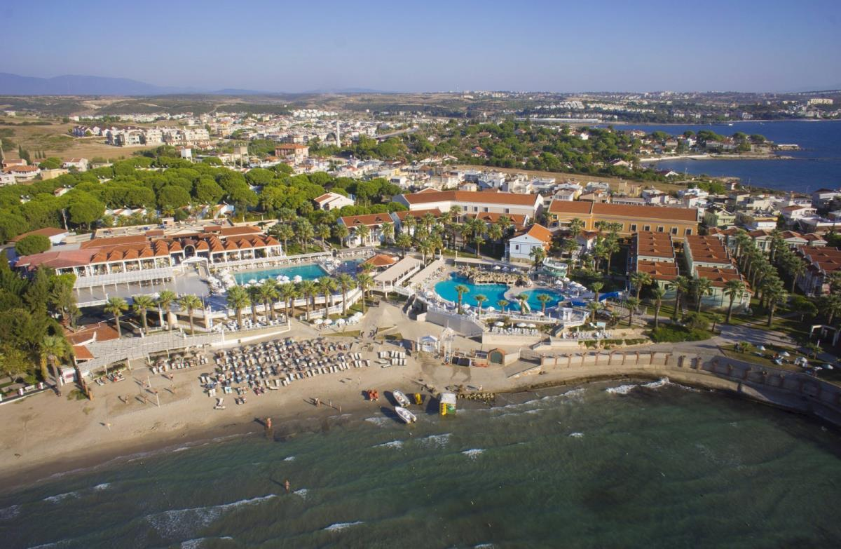 Отель Majesty Club Tarhan Beach, Бодрум, Турция