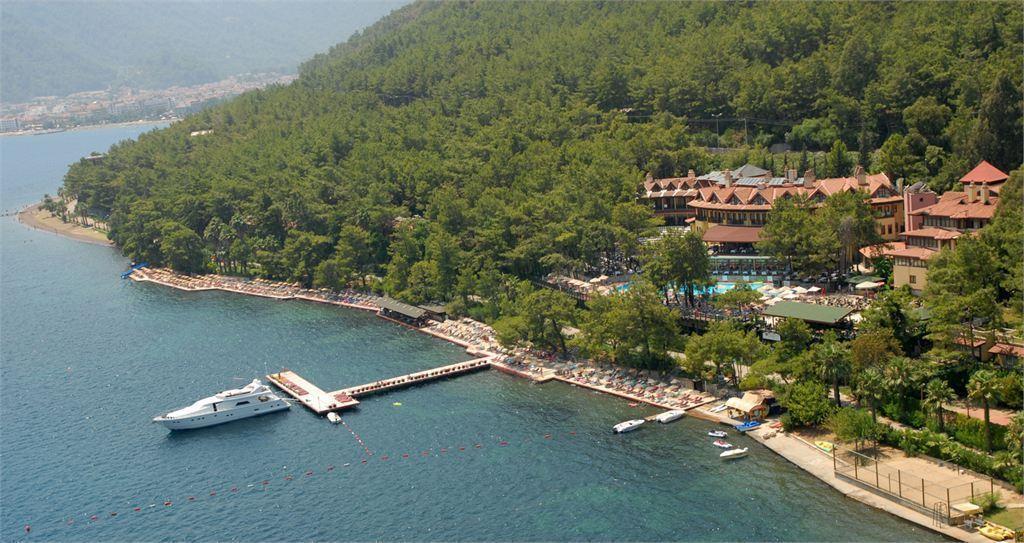 Отель Marmaris Park Hotel, Мармарис, Турция