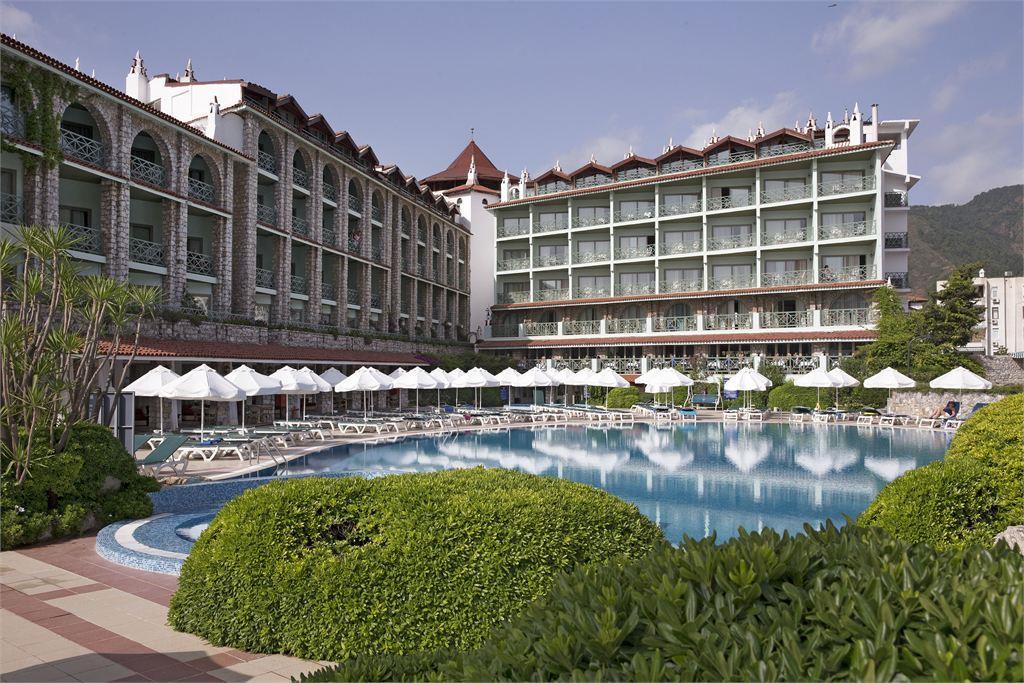 Отель Marti La Perla, Мармарис, Турция