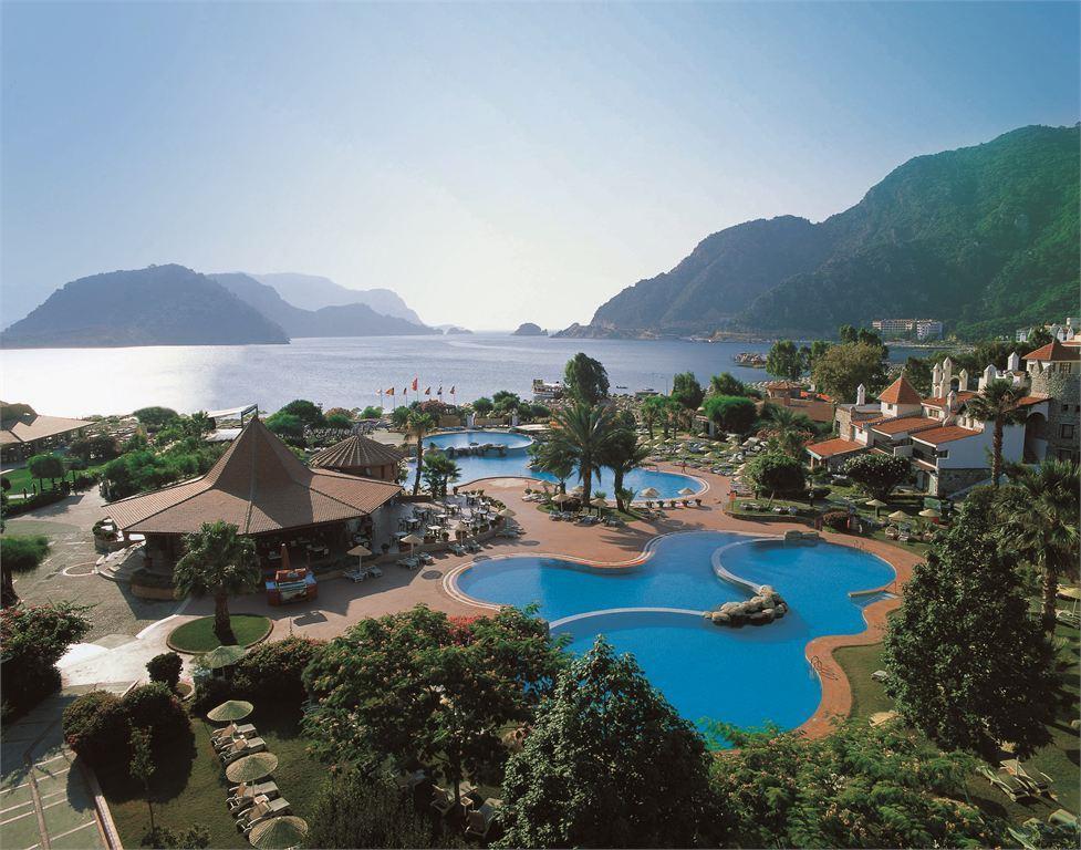 Отель Marti Resort De Luxe Hotel, Мармарис, Турция