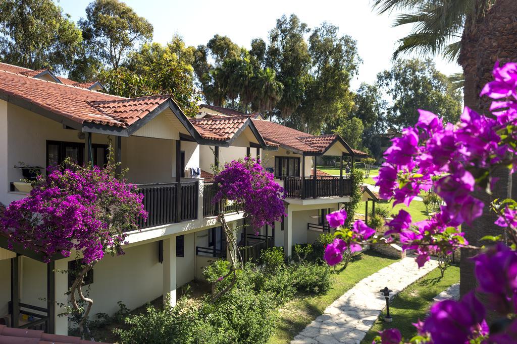 Отель Melas Holiday Village, Сиде, Турция