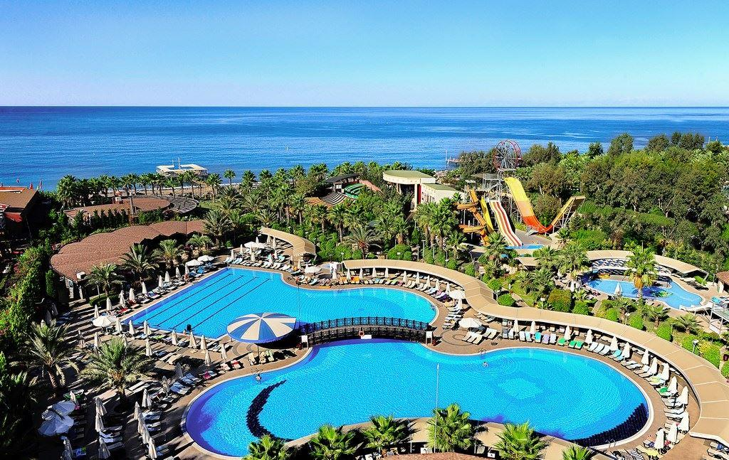 Отель Mukarnas Spa Resort, Аланья, Турция